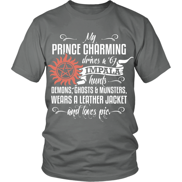 Prince Charming - Apparel - T-shirt - Supernatural-Sickness - 4