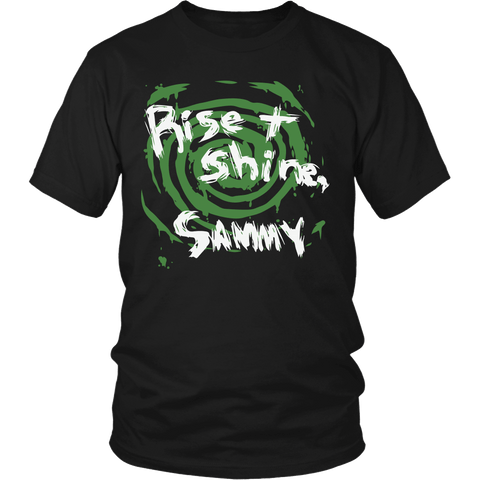 Rise And Shine Sammy - T-shirt - Supernatural-Sickness - 1
