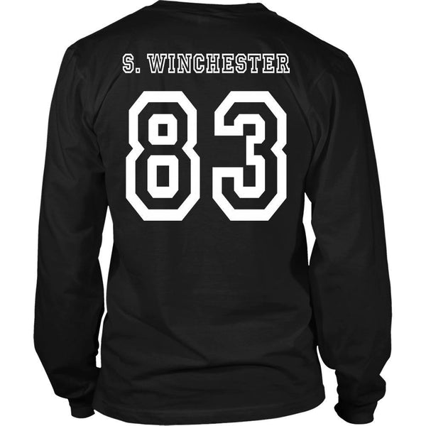 S. Winchester - Apparel - T-shirt - Supernatural-Sickness - 14