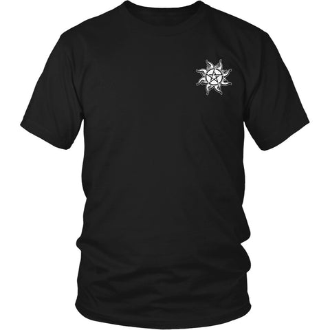 S. Winchester - Apparel - T-shirt - Supernatural-Sickness - 1