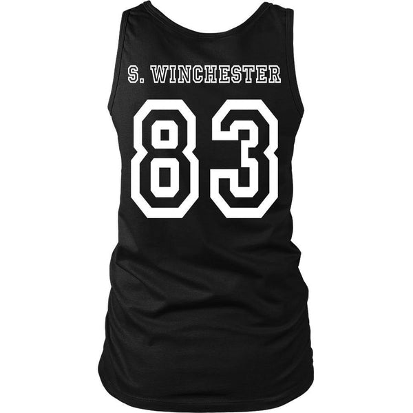 S. Winchester - Apparel - T-shirt - Supernatural-Sickness - 20