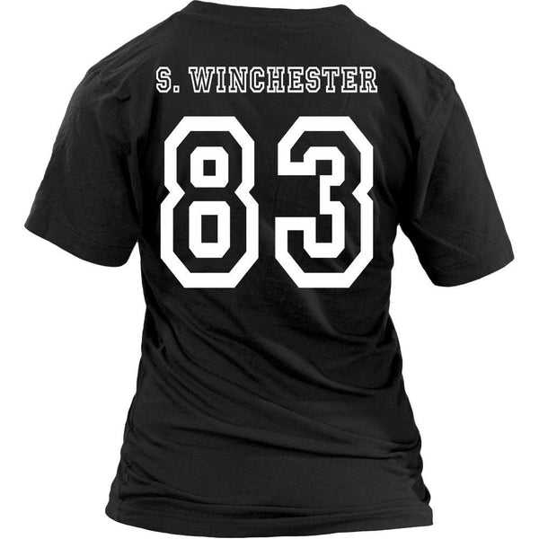 S. Winchester - Apparel - T-shirt - Supernatural-Sickness - 24