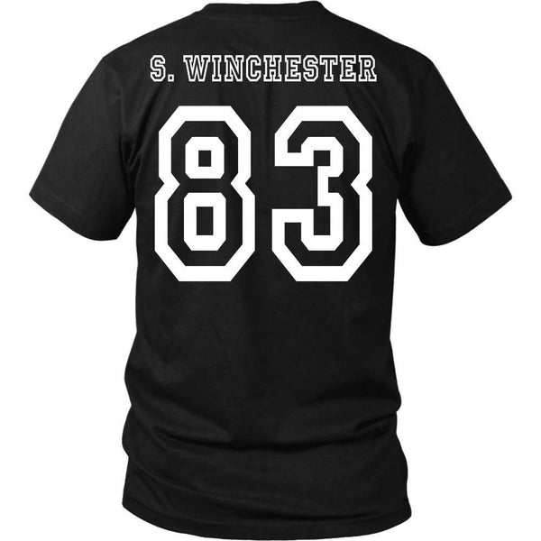 S. Winchester - Apparel - T-shirt - Supernatural-Sickness - 2