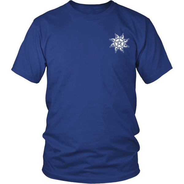 S. Winchester - Apparel - T-shirt - Supernatural-Sickness - 3