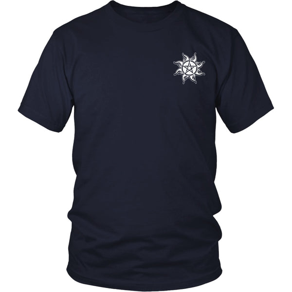 S. Winchester - Apparel - T-shirt - Supernatural-Sickness - 5
