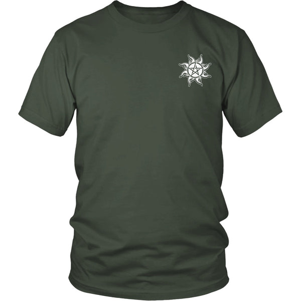 S. Winchester - Apparel - T-shirt - Supernatural-Sickness - 9