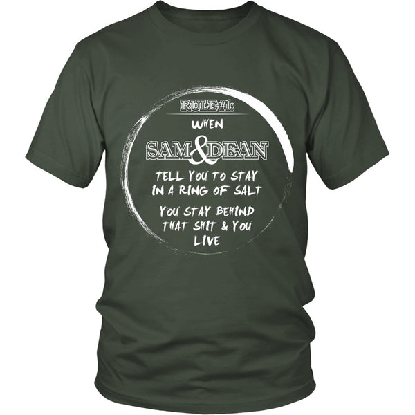 Sam & Dean - Apparel - T-shirt - Supernatural-Sickness - 5