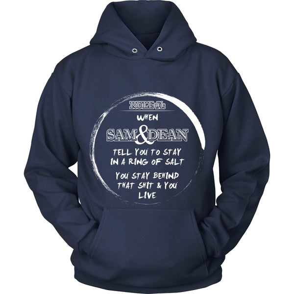 Sam & Dean - Apparel - T-shirt - Supernatural-Sickness - 9