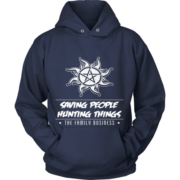 Saving People Hunting Things - Apparel - T-shirt - Supernatural-Sickness - 9