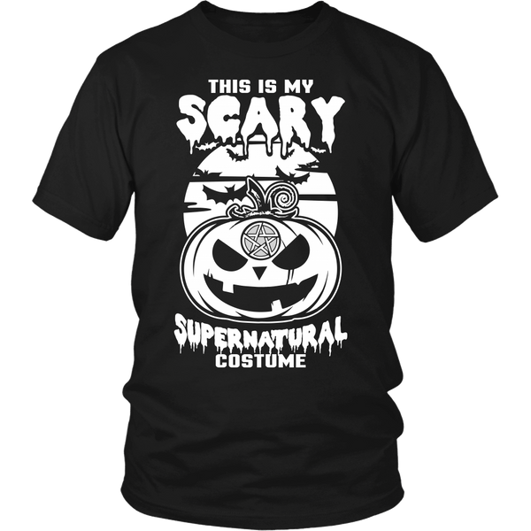 Scary Supernatural Costume - T-shirt - Supernatural-Sickness - 1