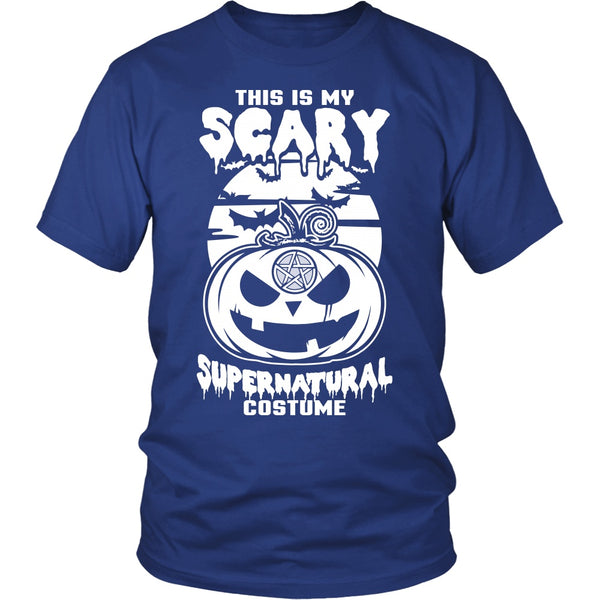 Scary Supernatural Costume - T-shirt - Supernatural-Sickness - 2