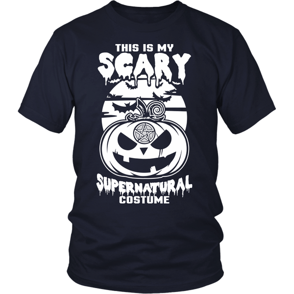 Scary Supernatural Costume - T-shirt - Supernatural-Sickness - 3