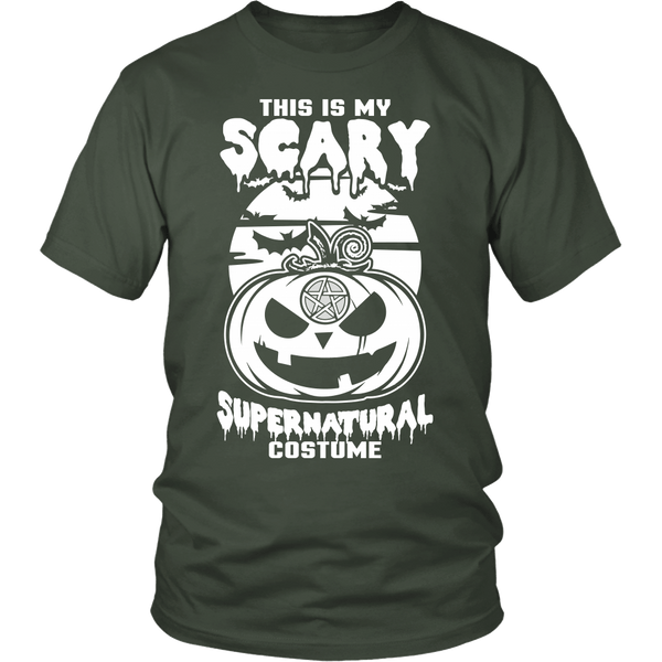 Scary Supernatural Costume - T-shirt - Supernatural-Sickness - 5