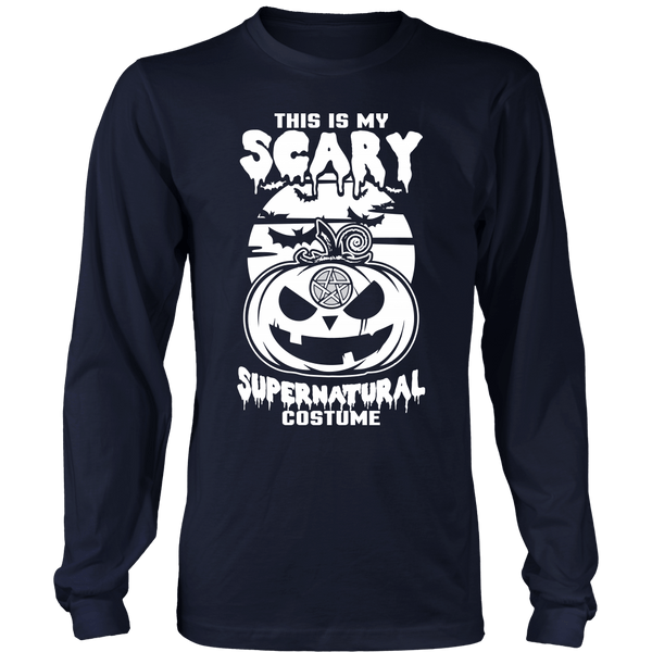 Scary Supernatural Costume - T-shirt - Supernatural-Sickness - 6