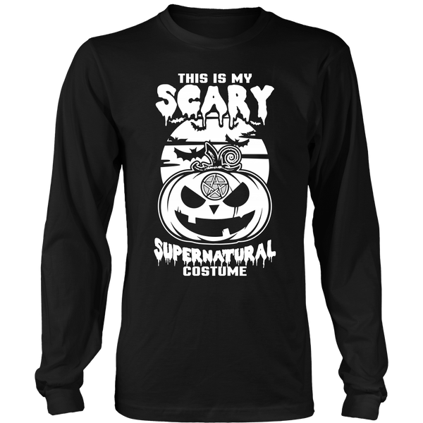 Scary Supernatural Costume - T-shirt - Supernatural-Sickness - 7