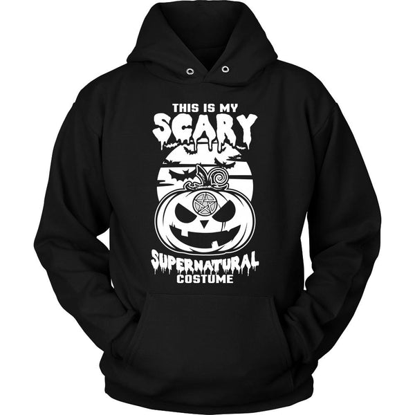 Scary Supernatural Costume - T-shirt - Supernatural-Sickness - 8