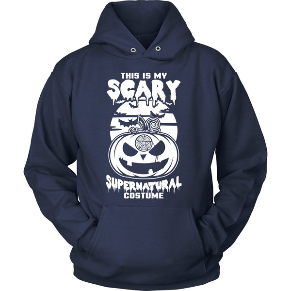 Scary Supernatural Costume - T-shirt - Supernatural-Sickness - 9