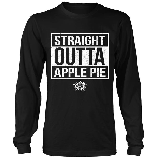 Straight Outta Apple Pie - Apparel - T-shirt - Supernatural-Sickness - 7