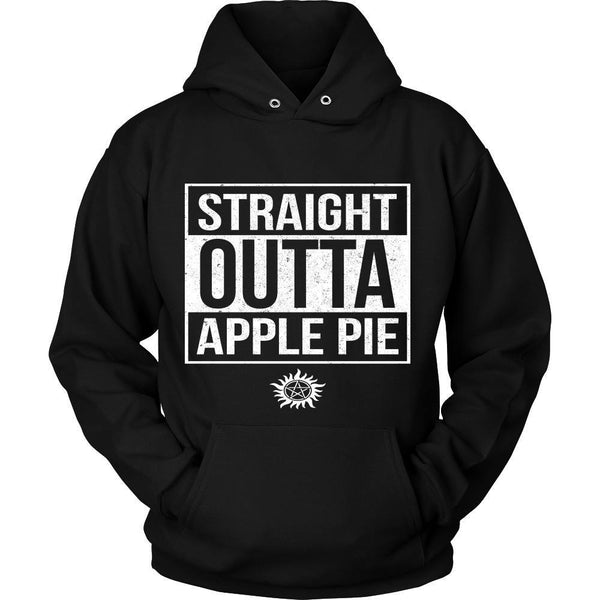 Straight Outta Apple Pie - Apparel - T-shirt - Supernatural-Sickness - 8