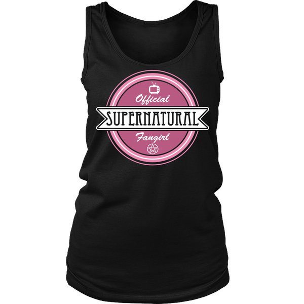 Supernatural Fan Girl - Apparel - T-shirt - Supernatural-Sickness - 10