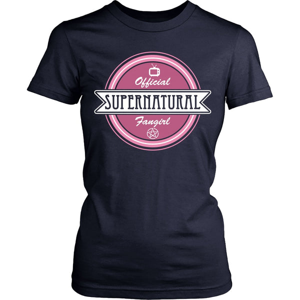 Supernatural Fan Girl - Apparel - T-shirt - Supernatural-Sickness - 12