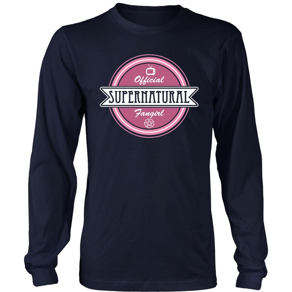 Supernatural Fan Girl - Apparel - T-shirt - Supernatural-Sickness - 6