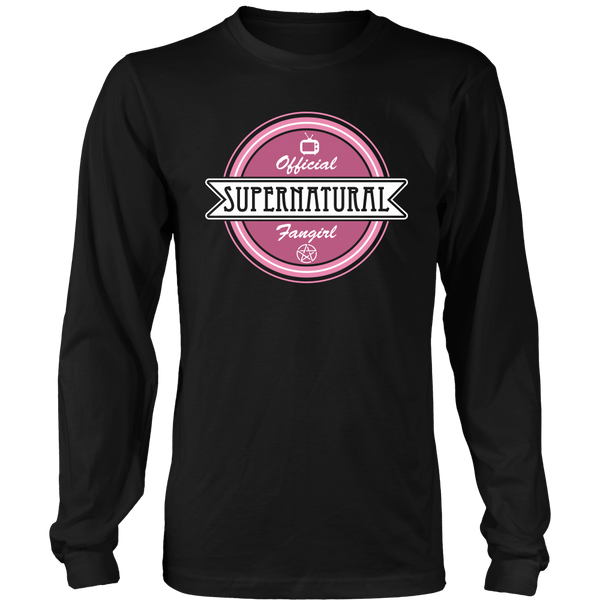 Supernatural Fan Girl - Apparel - T-shirt - Supernatural-Sickness - 7