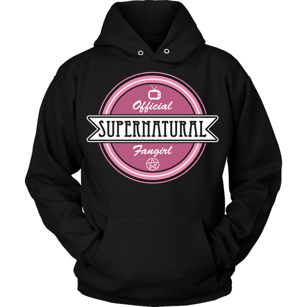 Supernatural Fan Girl - Apparel - T-shirt - Supernatural-Sickness - 8