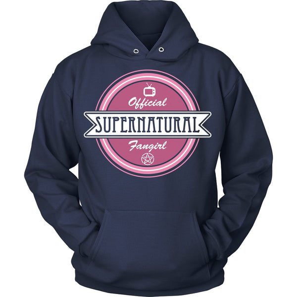 Supernatural Fan Girl - Apparel - T-shirt - Supernatural-Sickness - 9