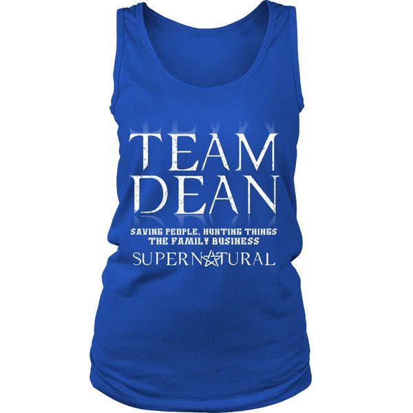 Team Dean - Apparel - T-shirt - Supernatural-Sickness - 11