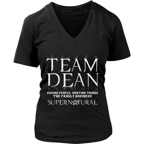 Team Dean - Apparel - T-shirt - Supernatural-Sickness - 12