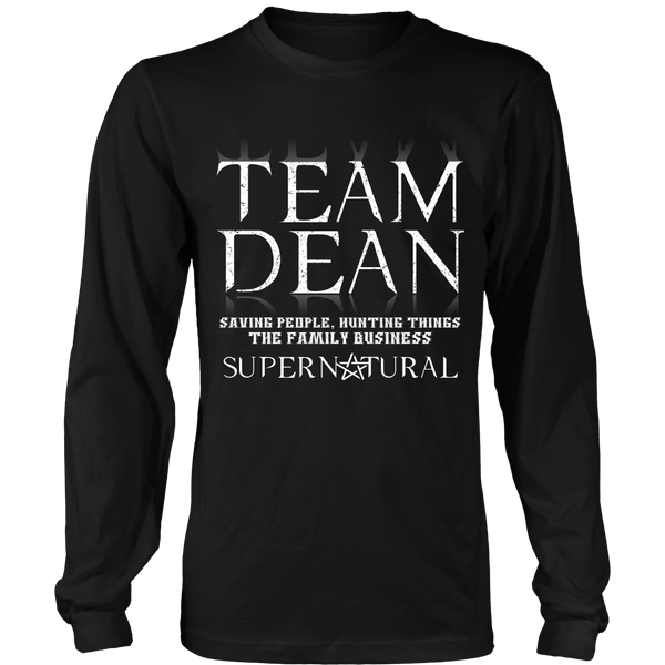 Team Dean - Apparel - T-shirt - Supernatural-Sickness - 7