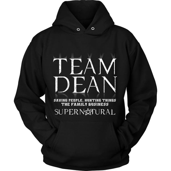 Team Dean - Apparel - T-shirt - Supernatural-Sickness - 8