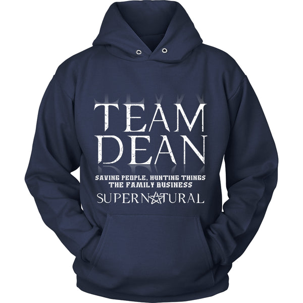Team Dean - Apparel - T-shirt - Supernatural-Sickness - 9