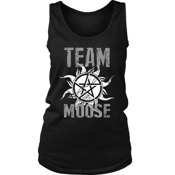 Team Moose - T-shirt - Supernatural-Sickness - 10