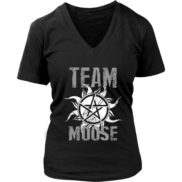 Team Moose - T-shirt - Supernatural-Sickness - 12