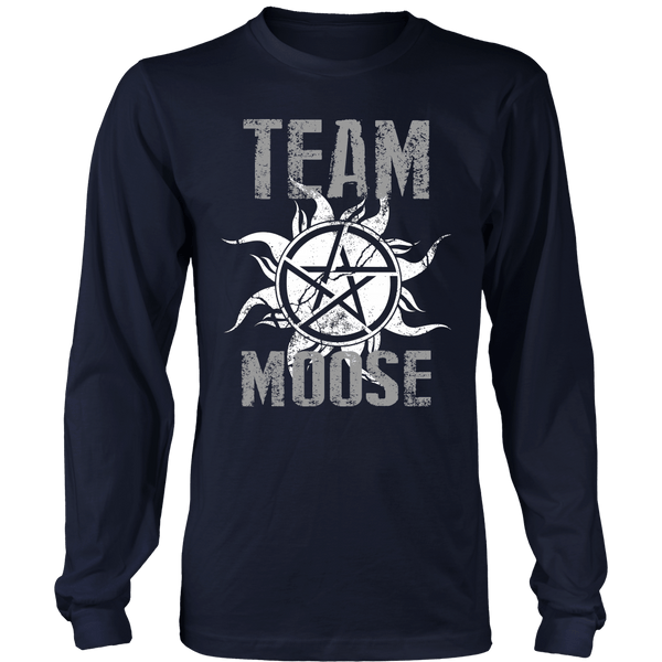 Team Moose - T-shirt - Supernatural-Sickness - 6
