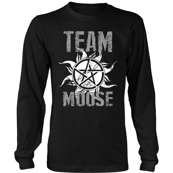 Team Moose - T-shirt - Supernatural-Sickness - 7