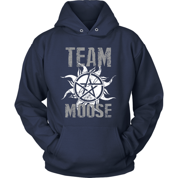 Team Moose - T-shirt - Supernatural-Sickness - 9