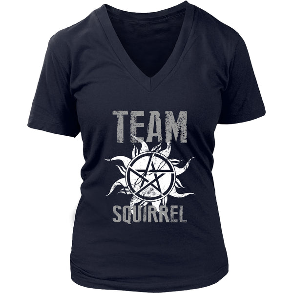 T-shirt - Team Squirrel