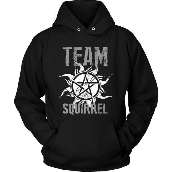 Team Squirrel - T-shirt - Supernatural-Sickness - 8