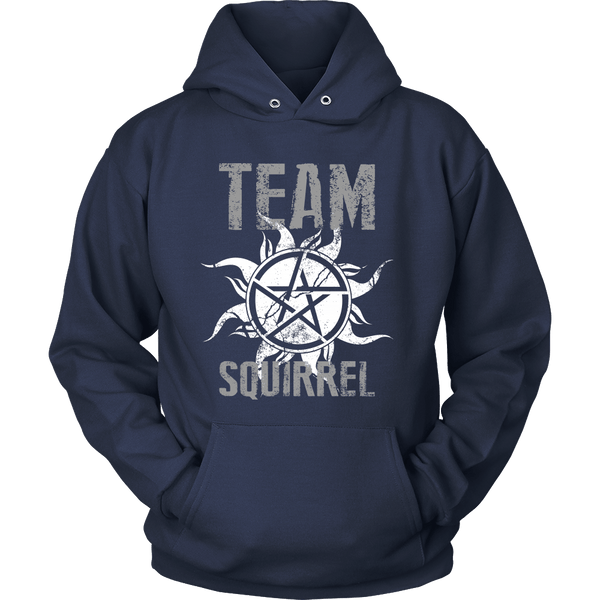 Team Squirrel - T-shirt - Supernatural-Sickness - 9