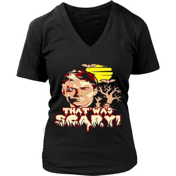That Was Scary - T-shirt - Supernatural-Sickness - 12