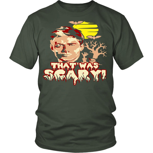 That Was Scary - T-shirt - Supernatural-Sickness - 5