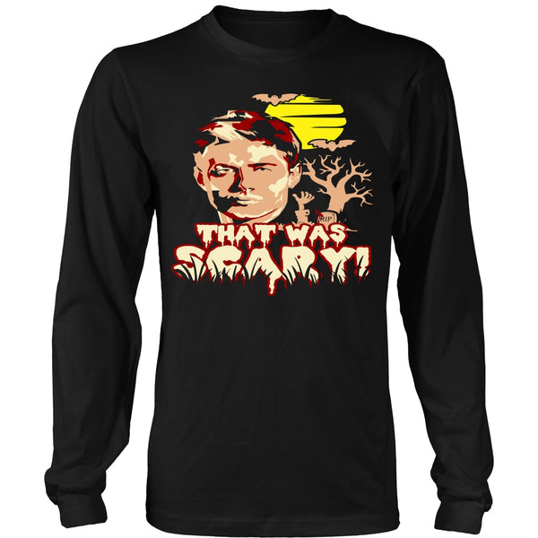 That Was Scary - T-shirt - Supernatural-Sickness - 7