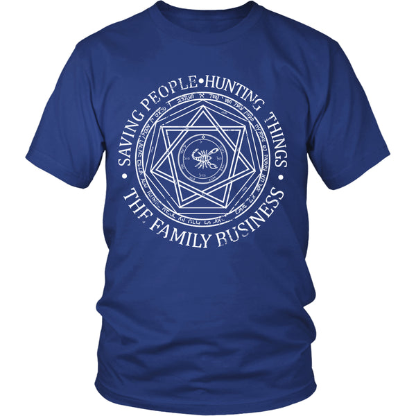 The Family Business - Apparel - T-shirt - Supernatural-Sickness - 2