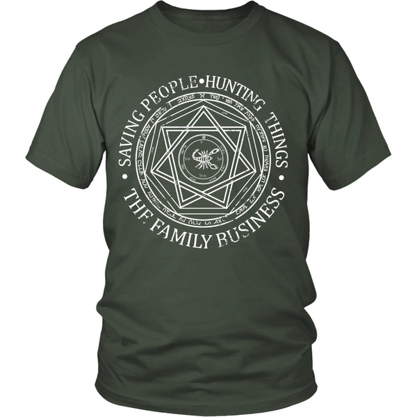 The Family Business - Apparel - T-shirt - Supernatural-Sickness - 5