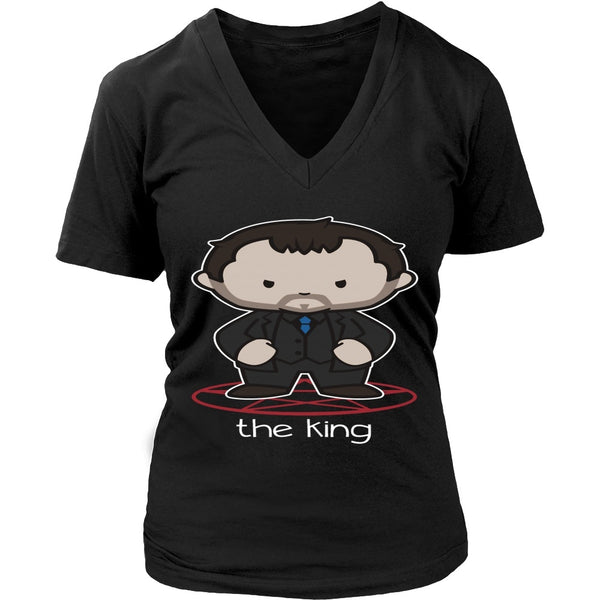 The King - Apparel - T-shirt - Supernatural-Sickness - 11