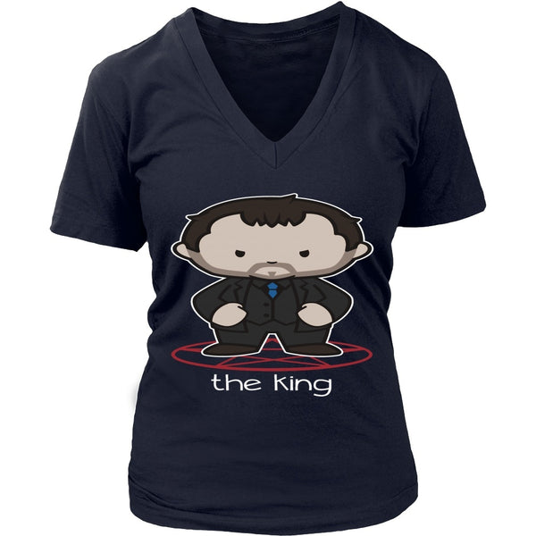The King - Apparel - T-shirt - Supernatural-Sickness - 12