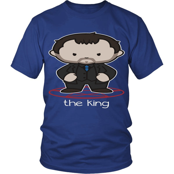 The King - Apparel - T-shirt - Supernatural-Sickness - 2